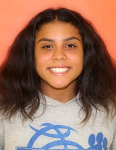 Alexis Rojas Student-Athlete of the Month