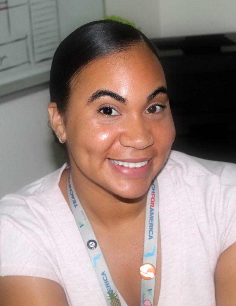 Yadira Suazo Teacher of the Month