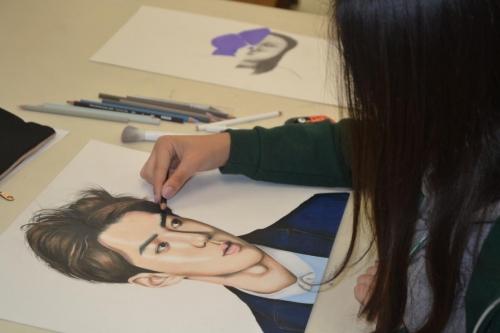 Visual Arts Drawing